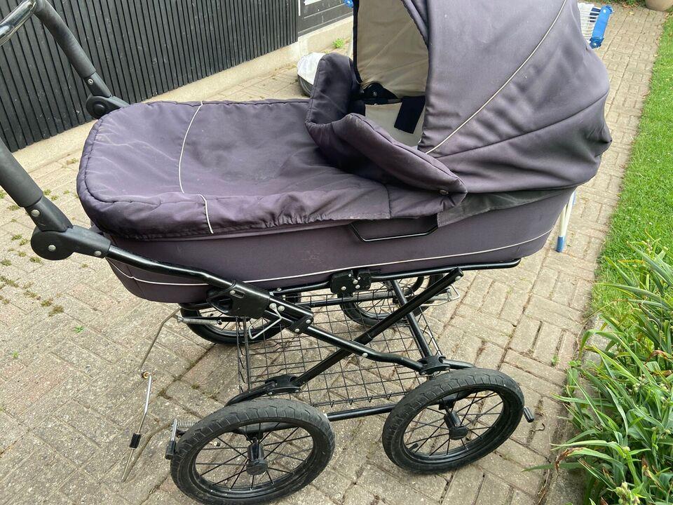 Barnevogn, Trille BabyTrold, liggemål (cm): 95
