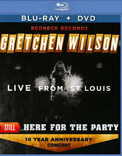 USED BLU-RAY Still Here for the Party [Blu-ray]~Gretchen Wilson