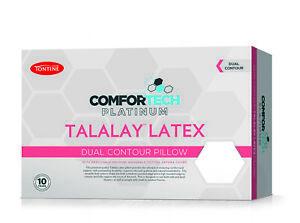 TONTINE-Comfortech-Platinum-Latex-Dual-Contour-Profile-Pillow