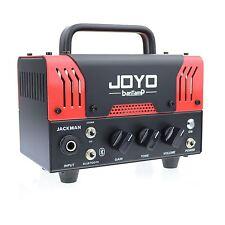 JOYO Jackman Bantamp Guitar Amplifier head 20w Tube 2 Channel Bluetooth New !
