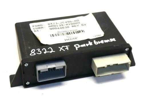 steuergerät feststellbremse 8x23-2c496-ad jaguar xf x250 j05 cc9