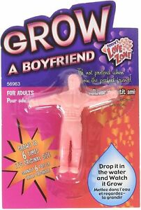Grow Your Own Boyfriend Rude Adult Gift Mens Joke Stocking Filler Secret Santa