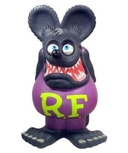 Rat Fink 60cm `black´ Version Funko