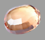 thumbnail 8 - AAA+ Ceylon 12.55 Ct Natural Padparadscha Sapphire Oval Cut Gemstone -CERTIFIED