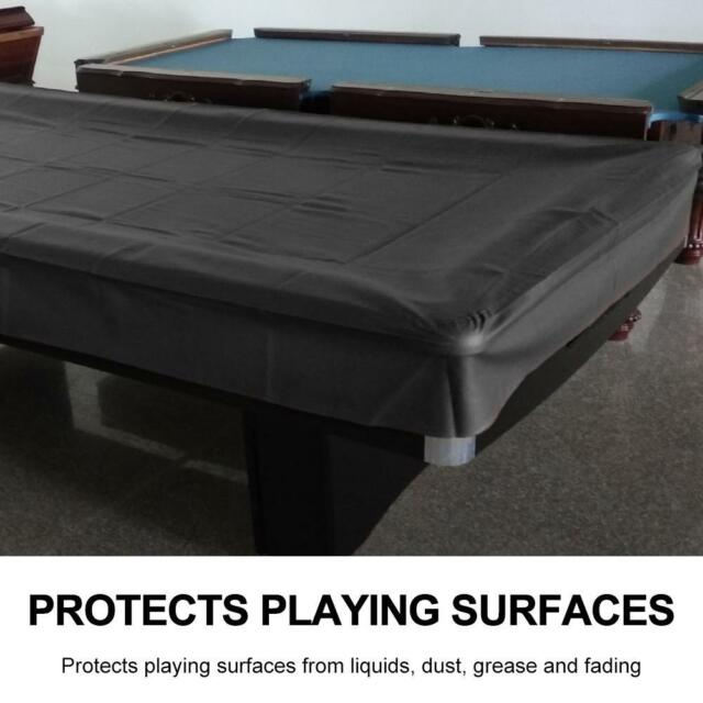 Snooker Pool Table Cover 8ft Made In The Uk Heavy Duty For Sale