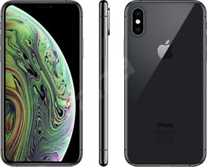 APPLE-IPHONE-XS-64GB-SPACE-GREY-NERO-VIDEO-4K-DISPLAY-GARANZIA-24-MESI-HD-5-8