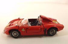 Mercury art 64 Alfa Romeo 33 #24 1/43