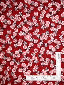 Christmas-Peppermint-Candy-Silver-Cotton-Fabric-RJR-2788-Suite-Christmas-Yard