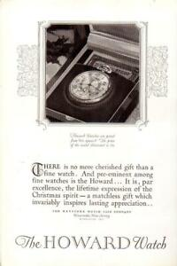 Advertising-The-Howard-Pocket-Watch-The-Keystone-Watch-Case-Co-NJ-1926