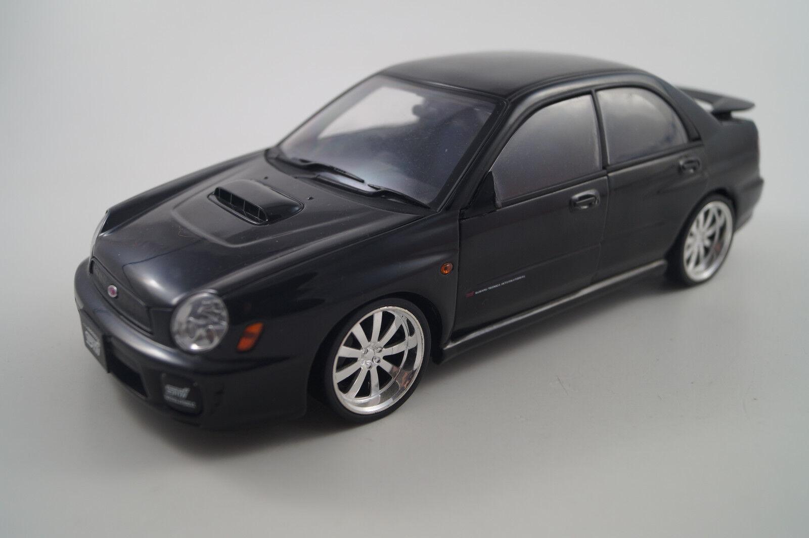 AUTOART voiture miniature 1 18 Subaru Impreza
