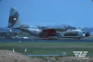 Original-slide-XV192-Lockheed-C-130K-Royal-Air-Force-RAF-1976