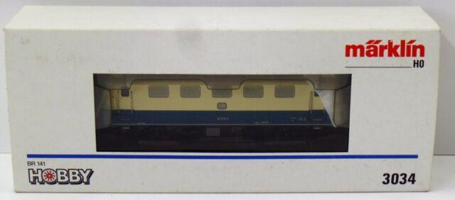 Märklin H0 3034 E-Lok BR 141 141278-2 DB - NEU NEW