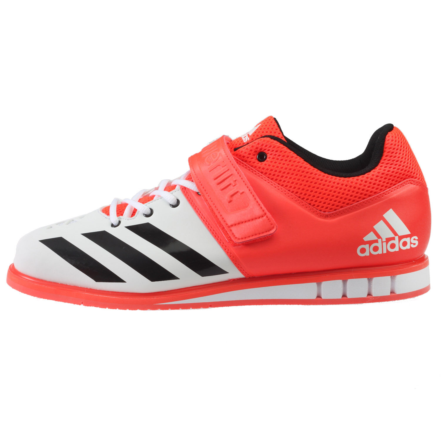 Adidas Powerlift 3 Mens AQ3328 Solar Red Weightlifting Training Shoes Size 16
