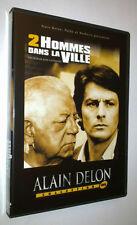 DVD 2 HOMMES DANS LA VILLE - ALAIN DELON / JEAN GABIN - 1973