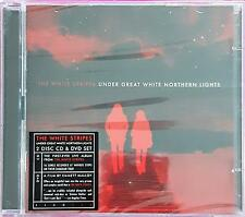 The White Stripes Under Great White Northern Lights ( Cd + Dvd )Sigillato Sealed