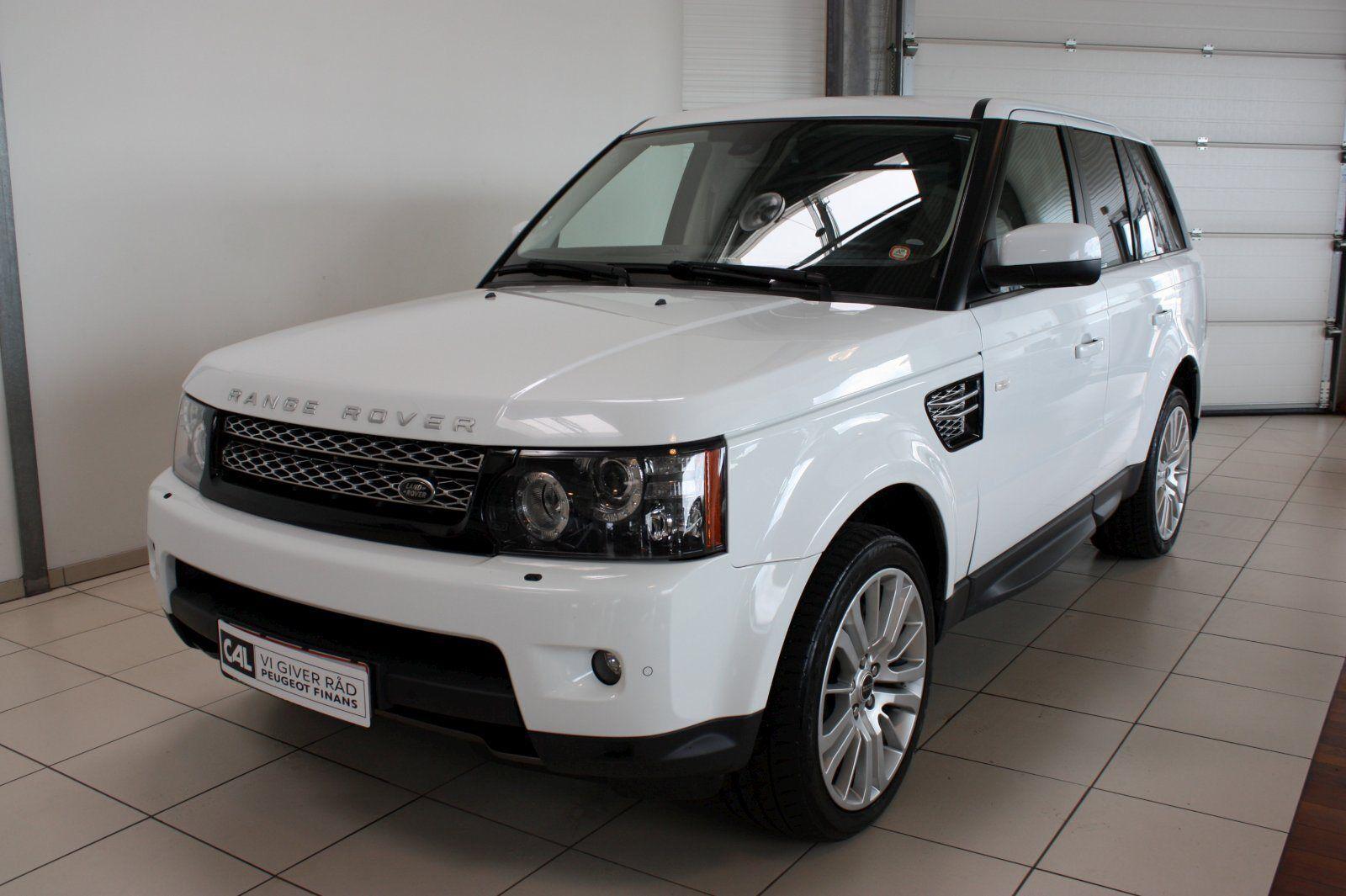 Land Rover Range Rover Sport 3,0 SDV6 SE aut. 5d - 499.900 kr.