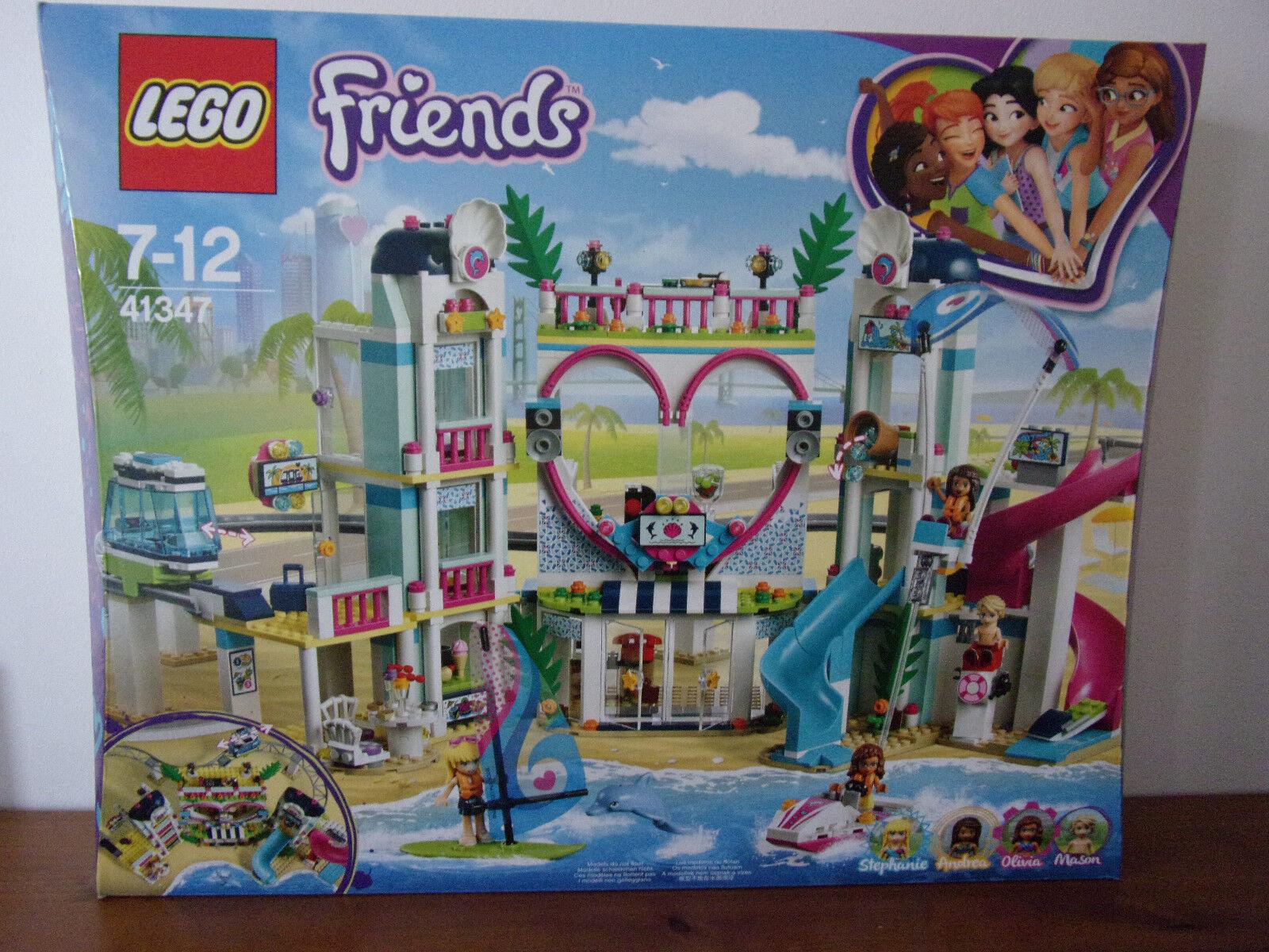 Lego Friends 41347 Heartlake City Resort - Nuovo e in Confezione Originale