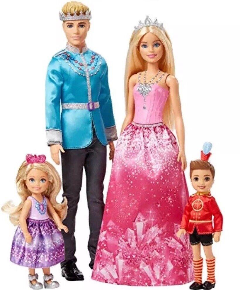 Bambola Barbie dreamtopia dreamtopia dreamtopia 4 GIFTSET fd3e80