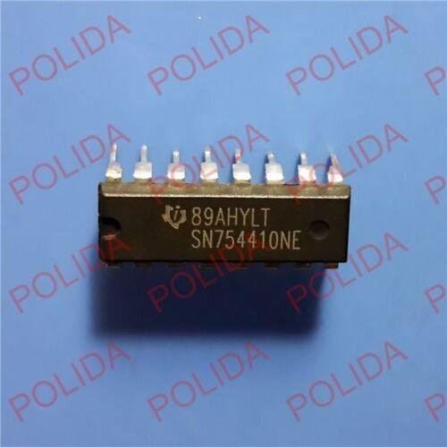 5PCS Four Channel Driver IC TI DIP-16 SN754410NE SN754410NEE4