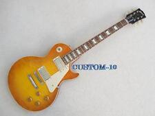 2014 Gibson Les Paul Custom Shop Historic 1958 '58 Reissue Iced Tea VOS New
