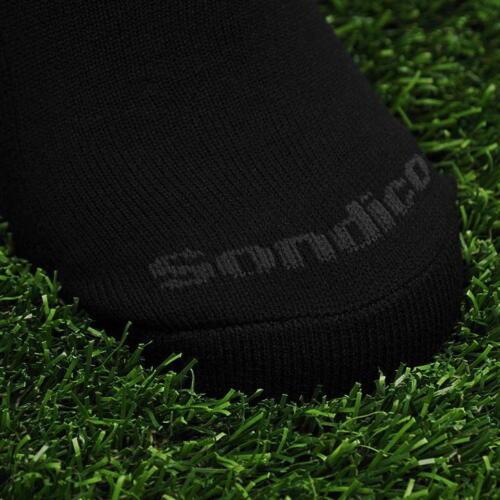 MENS OR BOYS KNEE HIGH QUALITY SONDICO FOOTBALL RUGBY SOCKS 9 COLOURS 6 SIZES