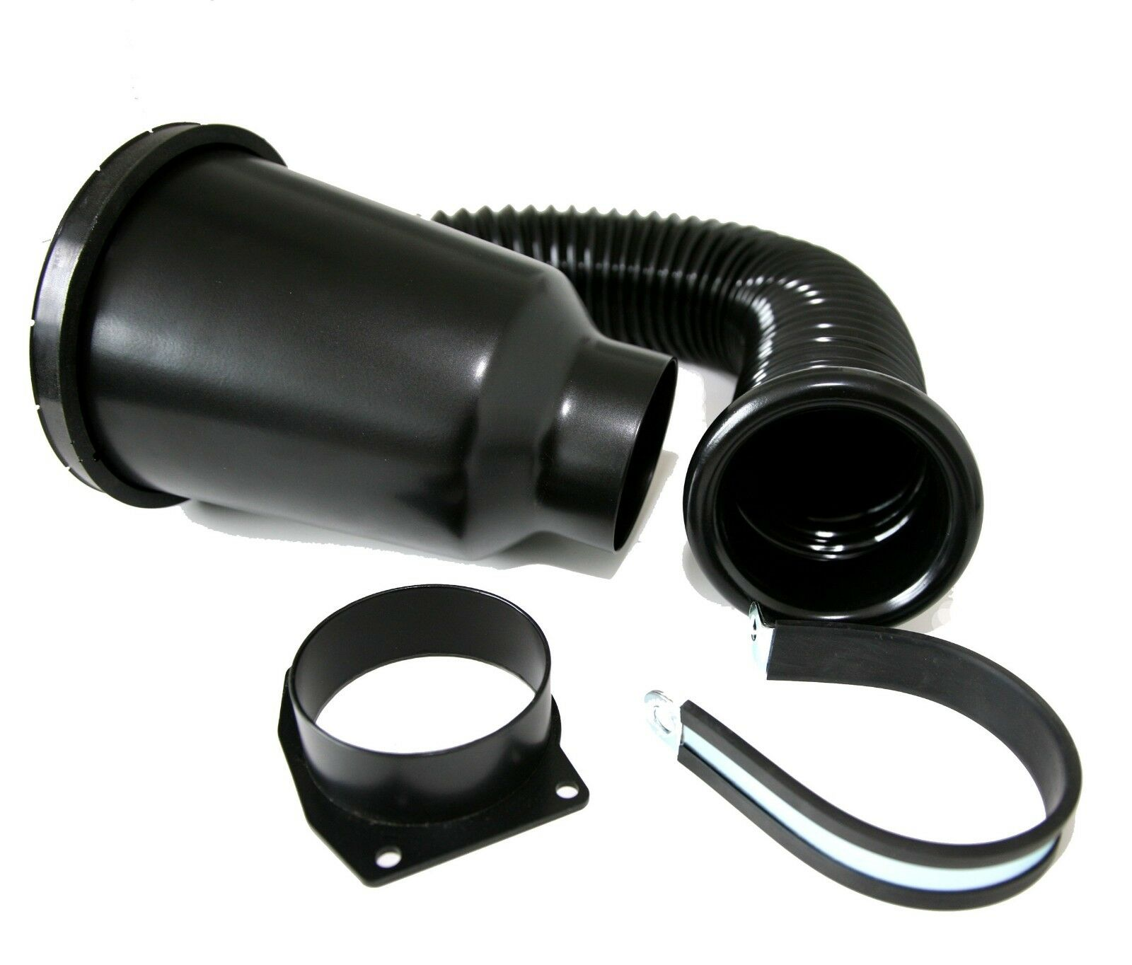 RAMAIR Enclosed Cold Air Induction Kit for Ford Focus Mk1 2.0 16V 1998-04 131Bhp