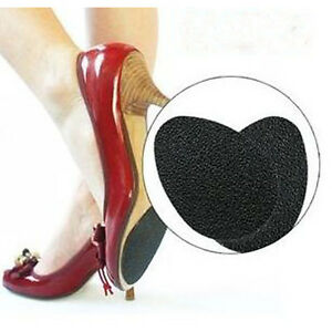 Self-Adhesive-Anti-Slip-Stick-Shoe-Grip-Pads-Non-slip-Rubber-Sole-Protector-Lot
