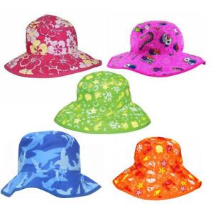 Baby-Kids-Banz-Sun-Hat-Reversible-amp-Adjustable-UVA-UVB-Ray-UPF-Solar-Protection