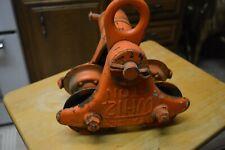 Yale Whiz 1 Ton Cast Iron I Beam Trolley