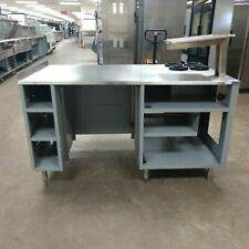 Counter Used 72 Register With 4 Cup Dispensers