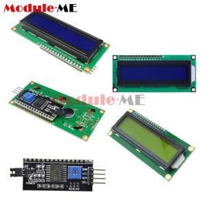 I2C-1602-LCD-Board-Module-16x2-Character-LCD-Display-Module-HD44780-Controller