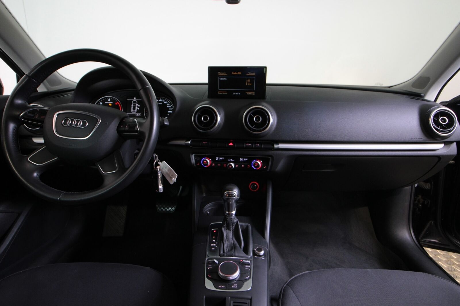 Audi A3 TDi Attraction SB S-tr.