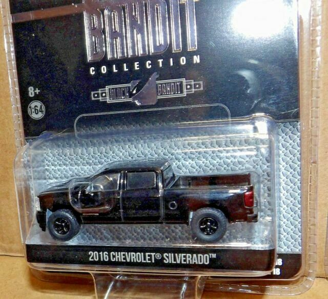 BLACK BANDIT SERIES 10,SET OF 6 CARS 1//64 DIECAST MODEL CARS BY GREENLIGHT 27750