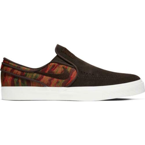 Janoski sizes Sb multi Slip Nike 12 Brown Shoes 8 Velvet color Premium Stefan fRwvxEvqg
