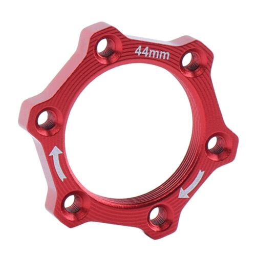MTB Bike Threaded Front//Rear Hub Aluminium Alloy Brake Rotor Adapter Base