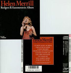 HELEN-MERRILL-Rodgers-amp-Hammerstein-Album-VICTOR-JAPAN
