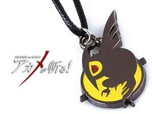 Collier Akame Ga Kill - Necklace Akame Ga Kill Gnd6Vpqy-08132643-181361679