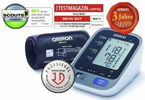 Blutdruckmessgeraet-Oberarm-Omron-Testsieger-PC-Verbindung-dazu-3-Geschenke