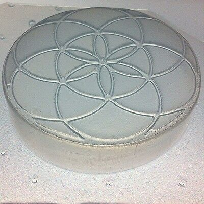 Flexible Soap Mold Sacred Geometry Seed of Life