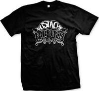 Mustache Rides Only 5 Cents Funny Humor Joke Rude Sexual Offensive Mens T-shirt