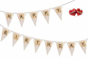 Scrabble-Collection-Happy-Birthday-Theme-Bunting-Banner-party-by-PARTY-DECOR