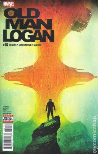 Old Man Logan #18 NM 2017 Stock Image