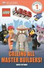 DK Readers L1: The Lego Movie: Calling All Master Builders! by Helen Murray (Hardback, 2013)