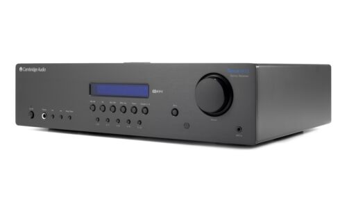 Refurbished Cambridge Audio Topaz SR10v2 Stereo Receiver Black