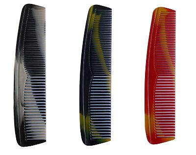 New Hair Combs Pocket13 CM Standard Hairdressing Combs Plastic Women Men Styling