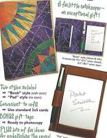 Pocket Scribbler Quilt Pattern By Quilt Woman