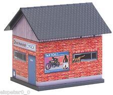 Faller 150130 BASIC Werkstatt, inkl. 1 Bemalvariante, Gebäude Bausatz 1:87, Neu
