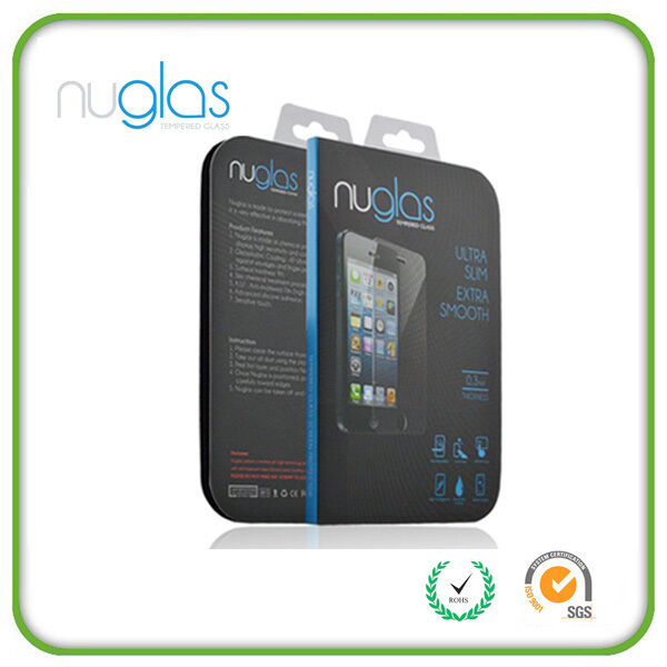 GENUINE NUGLAS SONY XPERIA Z1 COMPACT BACK PROTECTOR TEMPERED SCREEN GLASS GUARD