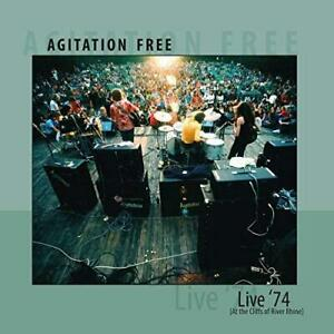 Agitation-Free-Live-74-NEW-VINYL-LP