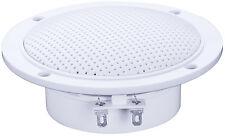 """4"""" 60W Water Resistant Speakers  ceiling panel marine boat bathroom shower sauna"""